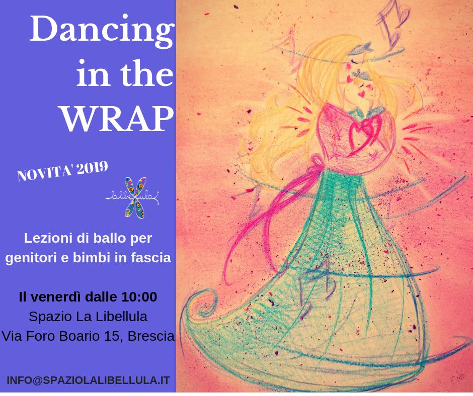 DANCING IN THE WRAP - PROVA GRATUITA